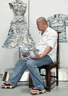 Li Xiaofeng porcelain fashion