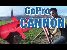 Watch Two Guys Stick A GoPro Into A Homemade Pneumatic Cannon And Shoot It Really High | TechCrunch