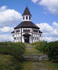 Tesařovská kaple - Kořenov - Česko