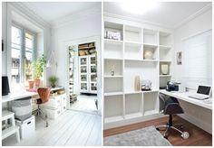 Office cheio de estilo e conforto