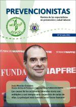 Modificados cuatro Reales Decretos de PRL, entre ellos el Reglamento de los Servicios de Prevención | Aepsal Cases, Journals, Cover Pages, News