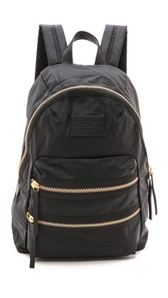 perfect black backpack