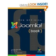 The Official Joomla! Book Recommendations, Management, Content, Crystal, Teaching, Books, Livros, Libros, Crystals