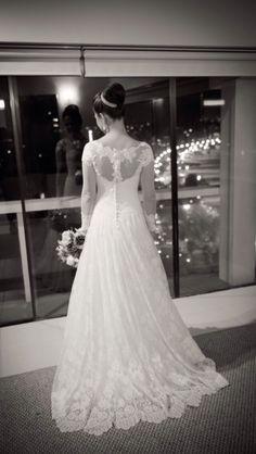 Linda Simone Borges! Joias Malcade, Wedding Dress Atelier Carla Gaspar.