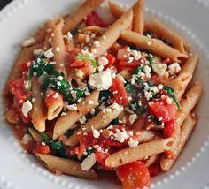 Skinny Mediterranean Pasta  | Skinny Mom | Where Moms Get The Skinny On Healthy Living