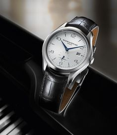 The modern Baume & Mercier Clifton (above) was inspired by a vintage model.