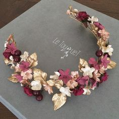 A-Line Wedding Dresses Collections Overview 36 Gorgeou… Wedding Hair Accessories, Jewelry Accessories, Fashion Accessories, Cute Jewelry, Hair Jewelry, Headpiece Jewelry, Tiaras And Crowns, Floral Crown, Bridal Headpieces