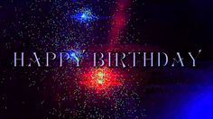HAPPY BIRTHDAY WITH EFFECTS - YouTube