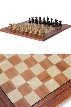 """koi"" Chess Board Set"