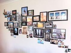 Turn your photos into a wall collage