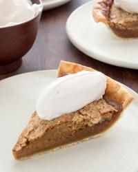 Maple Shoofly Pie