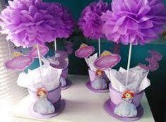 Resultado de imagen para pinterest dulceros de sofia y el principe