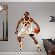 Kyrie Irving Fathead Wall Decal
