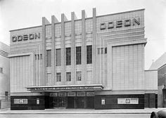 Odeon Cinema,  West Street, Brighton, c 1937