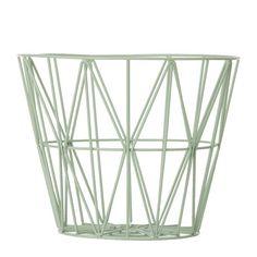Ferm Living Wire Basket | LOODS 5