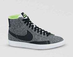 Nike Textile High-Tops, $90
