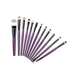 Professional Makeup Brushes Set Make Up Wood Tools Cosmetics Face Foundation Eyeshadows Brush Kit