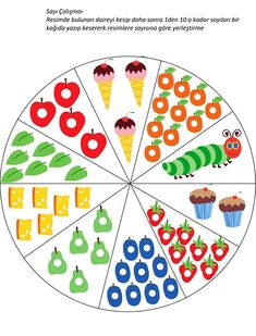 The Very Hungry Caterpillar Theme Activities Cute Christmas Decorations, Christmas Crafts To Make, Summer Crafts For Kids, Math For Kids, Caterpillar Preschool, The Very Hungry Caterpillar Activities, Autism Activities, Activities For Kids, Abc Coloring Pages