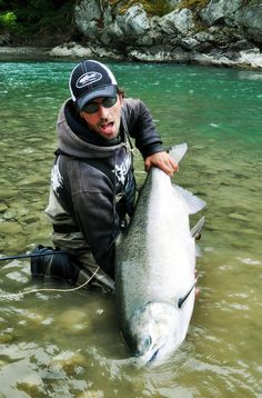 Dean River Chinook | Fly Fishing | Gink and Gasoline | How to Fly Fish | Trout Fishing | Fly Tying | Fly Fishing Blog