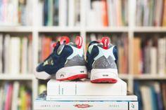 Hanon x Reebok Instapump Fury 20 週年聯名紀念鞋款