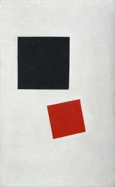 grupaok: Kazimir Malevich, Painterly Realism of a Boy with a Knapsack—Color Masses In The Fourth Dimension, 1915