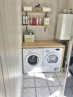 A Utility Room Makeover with Mill House to Home  0cc424a1d