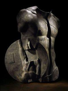 artnet Galleries: Quirinus by Igor Mitoraj from Galleria d'Arte Contini Roman Sculpture, Modern Sculpture, Lion Sculpture, Statues, Sculpture Romaine, Igor Mitoraj, Modern Art, Contemporary Art, Art Plastique