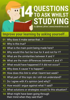 Using these 14 questions during revision are an easy way for students to use the power of metacognition to enhance their Exam Study Tips, Revision Tips, Exams Tips, School Study Tips, Study Skills, Writing Skills, Writing Tips, Study Tips For Students, Life Hacks For School