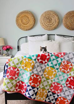 V and Co.: Endless Summer quilt