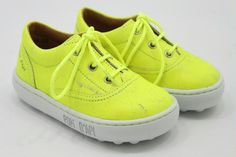 Pom D'Api in Neon Yellow special by Warmer $120,00