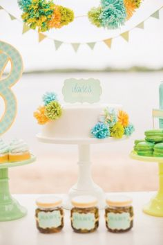The Best of the Best: 12 Must-See Gender Neutral Baby Showers