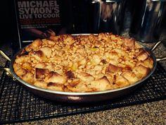Butterscotch Bread Pudding.  http://snapcio.us/s/pedhq