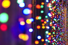 #bokeh #colorful