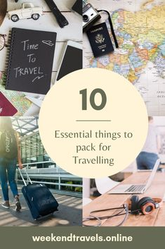 When it comes to packing, the best way to pack a bag is to save space. Here are 10 Essential things to pack for travelling. 2 Days Trip, Packing Checklist, 10 Essentials, Trekking, Road Trip, Mountain, Things To Come, Handle, India