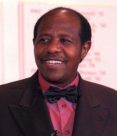"""Paul Rusesabagina: """"The most abusive words that I hear are 'never again' ... Have we learned from history? I do not know."""""""