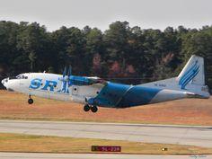 SRX (Avialeasing) Antonov AN-12BP   Flickr - Photo Sharing!