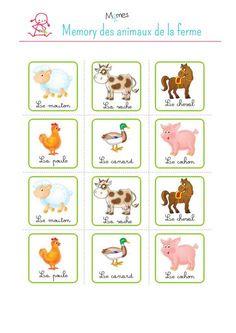 Une version du c l bre jeu devine t te sur le th me des animaux idees pour la classe - Devine tete a imprimer ...