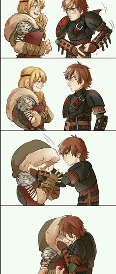 Hiccup y Astrid Hiccup Y Astrid, Merida And Hiccup, Hiccup And Toothless, Httyd 3, How To Train Dragon, How To Train Your, Cartoon Cartoon, Dreamworks Dragons, Disney And Dreamworks