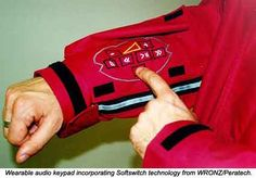 Soft Switching for Electronic Textiles