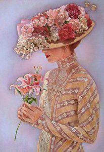 Lady Jessica Original by Sue Halstenberg