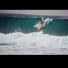 Charge it // Kaydi Archer // Luv Surf