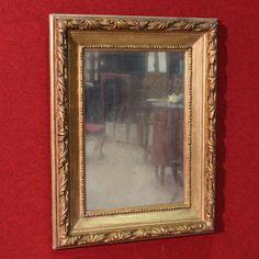 760€ Italian carved and golden mirror of the early twentieth century. Visit our website www.parino.it #antiques #antiquariato #furniture #antiquities #antiquario #miroir #mirror #specchio #golden #gold #decorative #interiordesign #homedecoration #antiqueshop #antiquestore