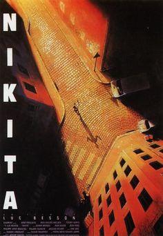 Nikita (in US: la femme nikita) [ #Besson n°04 ] Ⓑ