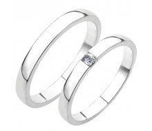 SP-230 Snubní prsteny bílé zlato Jewelery, Wedding Rings, Engagement Rings, Bracelets, Silver, Weddings, White Gold Wedding Bands, Jewels, Charm Bracelets