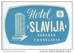 Beograd - Hotel Slavija