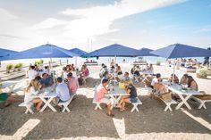 Navy Beach- Casual coastal cuisine in a beachfront, laid back, family-friendly setting.