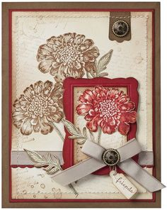 2012-13 Artisan Design Team Projects - Stampin Connection