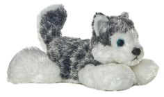 Mush the Husky (Mini Flopsie)