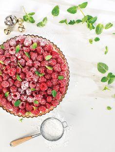 Régalez vos invités avec une tarte digne d'Instagram