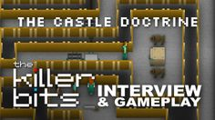 We chat with indie developer Jason Rohrer about his game - The Castle Doctrine | #CastleDoctrine #gamedev #IndieGames #gaming #RoadToRezzed